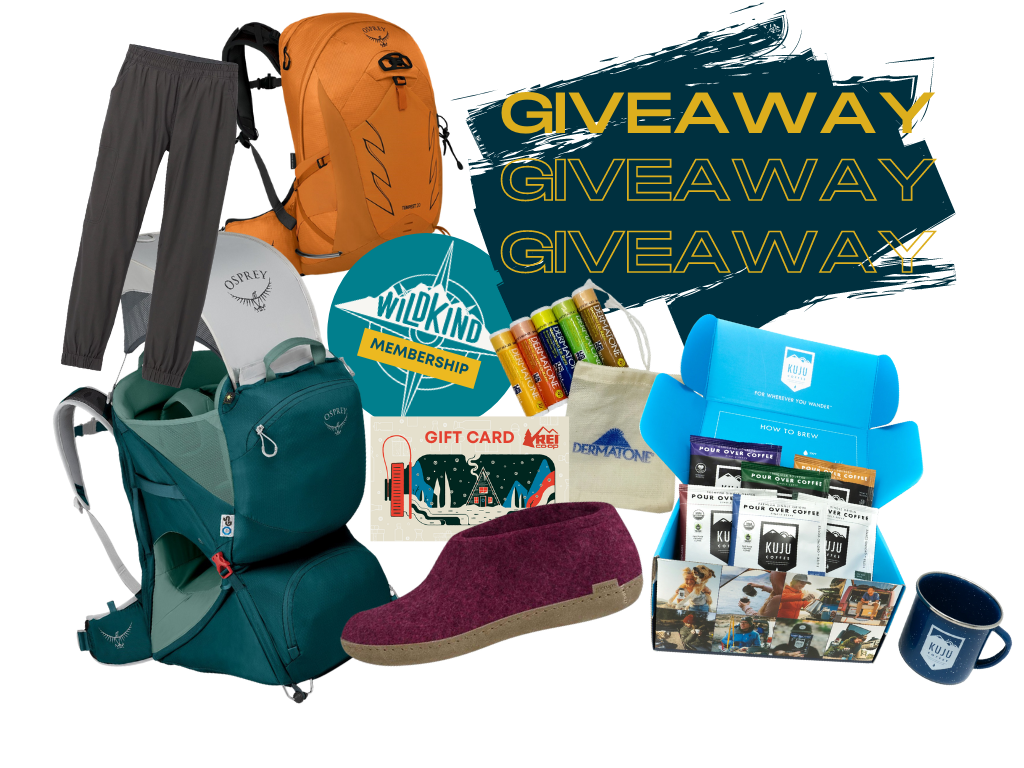 Moms Who Hike Giveaway